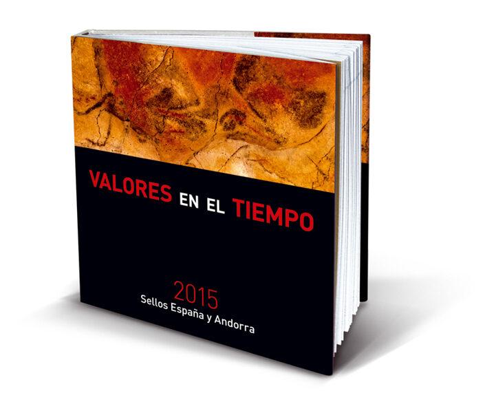 Libro Oficial de Correos año 2015