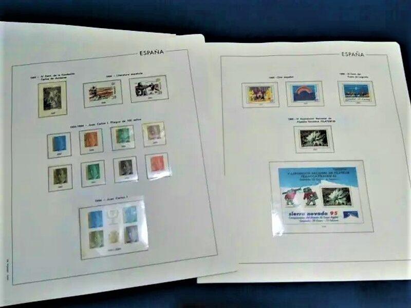 EDIFIL año 1993-1994 sin estuches / Ref. 189a