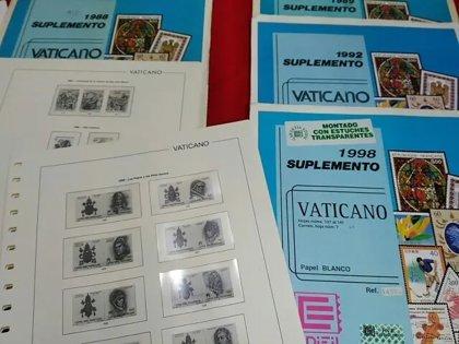 EDIFIL Vaticano 1992 sin estuches