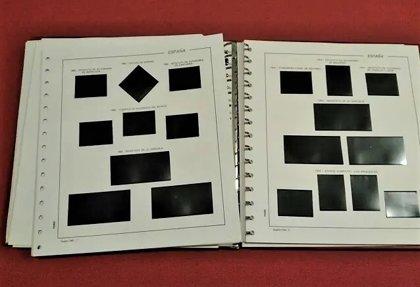 FILABO años 1980 a 1987 montado con estuches negros / Ref. 063