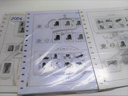 HEFAR 1999-2000 montado con estuches transparentes / Ref. 090