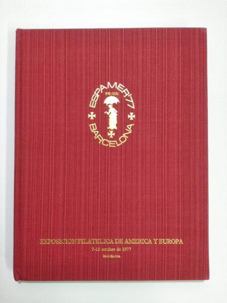 Libro Oficial Espamer´77