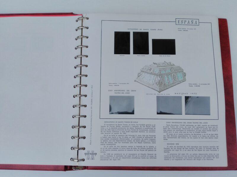 TORRES años 1988-1989 montado con estuches negros / Ref.312f