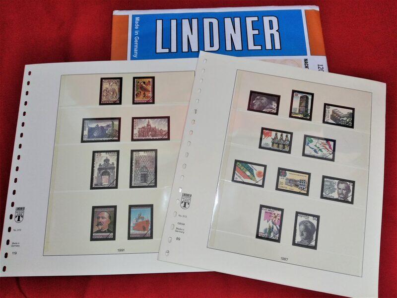 LINDNER años 1981. Sistema LINDNER-T  / Ref.S001