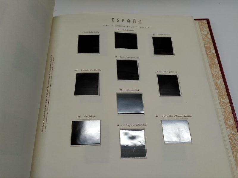 OLEGARIO -2 tornillos- años 1962 a 1971 montado con estuches negros / Ref.118