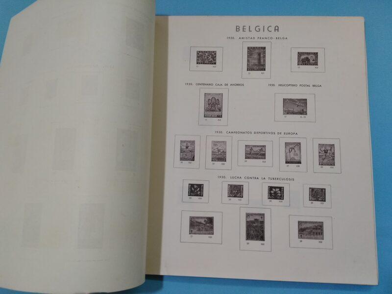PUIGFERRAT  < BELGICA > años 1949 a 1967  sin estuches / Ref. ex004