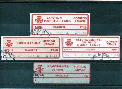 ESPAÑA // 4 Etiquetas