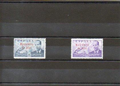 IFNI // Año 1949 - nº 63-64  sellos nuevos