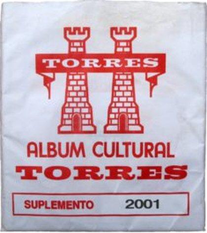 TORRES año 2001 sin estuches / Ref. s058